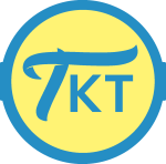 TKT Button Logo